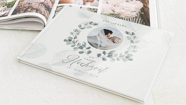 Fotobuch Hochzeit - So verliebt