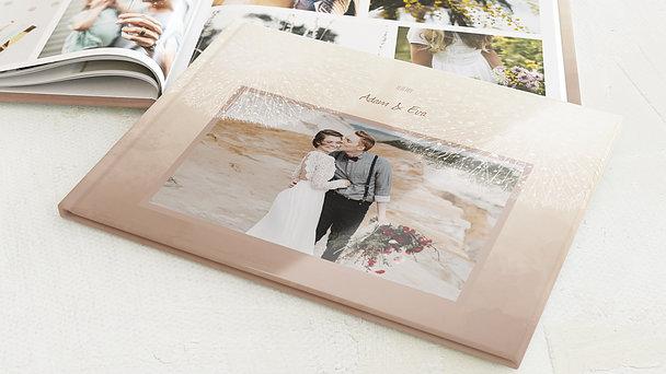 Fotobuch Hochzeit - Löwenzahn