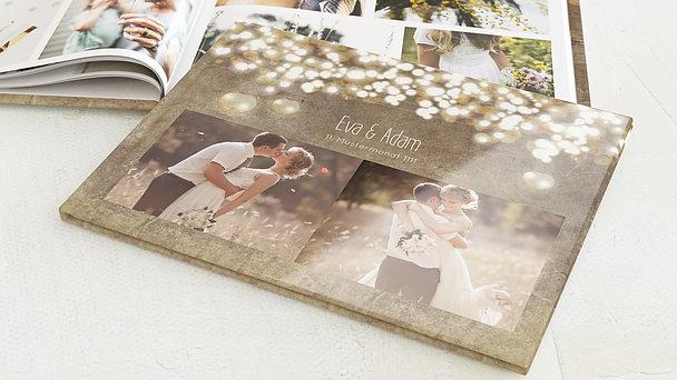 Fotobuch Hochzeit - Luminaria