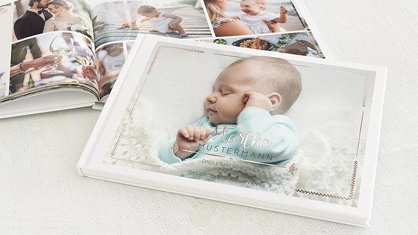 Fotobuch Baby - Größtes Glück