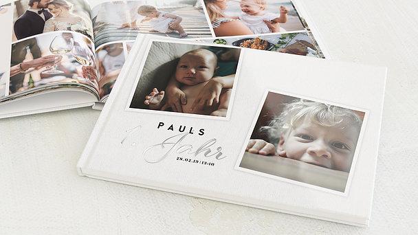 Fotobuch Baby - Pausbacke