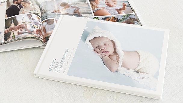 Fotobuch Baby - Reines Herz