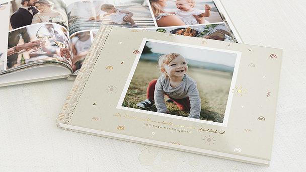 Fotobuch Baby - Glückszeit