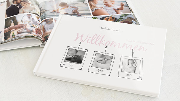 Fotobuch Baby - Baby Joy