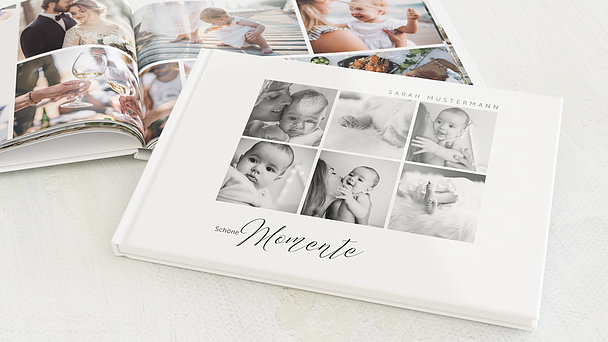 Fotobuch Baby - First Photos