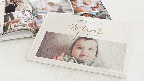 Fotobuch Baby - Kleines Wunder