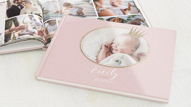 Fotobuch Baby - Baby royale