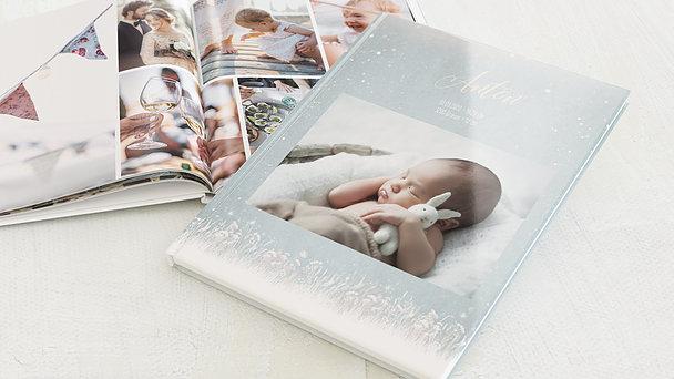 Fotobuch Baby - Zauberlicht Baby