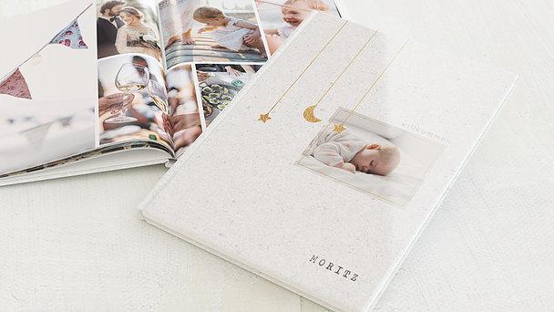 Fotobuch Baby - Kleiner Stern