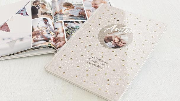 Fotobuch Baby - Goldtaler