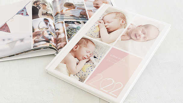 Fotobuch Baby - Babywelten