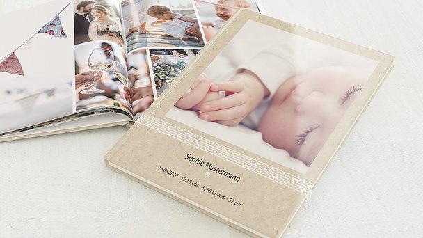Fotobuch Baby - Muckelchen