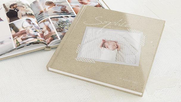 Fotobuch Baby - Erstes Foto