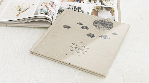 Fotobuch Baby - Mondschein