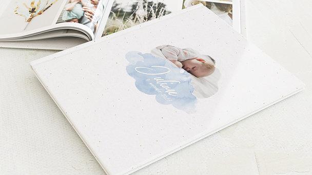 Fotobuch Baby - Wölkchen