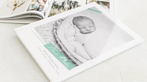 Fotobuch Baby - Start ins Leben