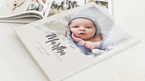Fotobuch Baby - Erdenbürger