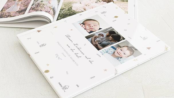 Fotobuch Baby - Meine bunte Welt