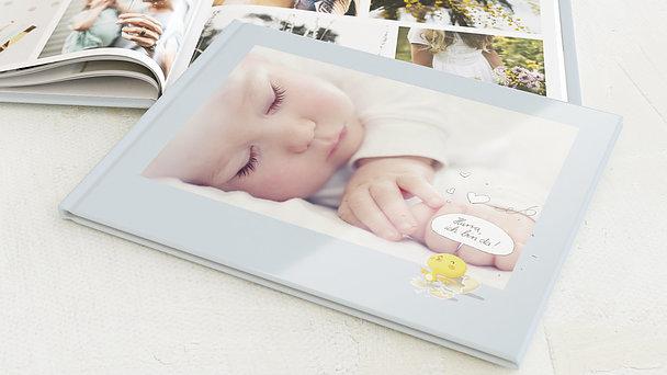 Fotobuch Baby - Pajarito