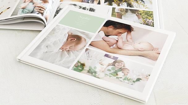 Fotobuch Baby - Babycollage