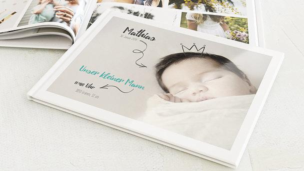 Fotobuch Baby - Royal Baby