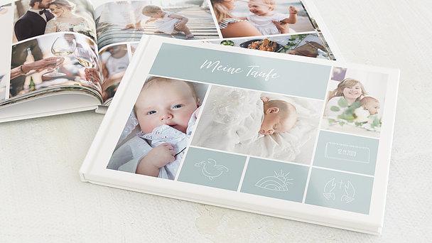 Fotobuch Taufe - Tiny big love
