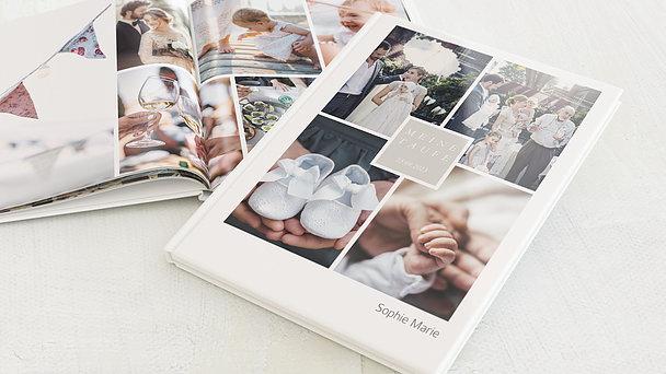 Fotobuch Taufe - Unbedingt