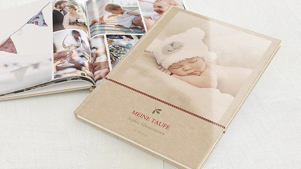 Fotobuch Taufe - Süße Post