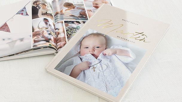 Fotobuch Taufe - Kleines Wunder