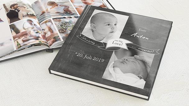 Fotobuch Taufe - Sehnsuchtsvoll