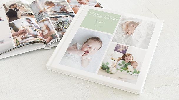 Fotobuch Taufe - Taufcollage