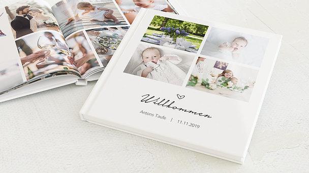 Fotobuch Taufe - Kleiner Schatz