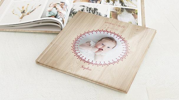 Fotobuch Taufe - Glückseligkeit