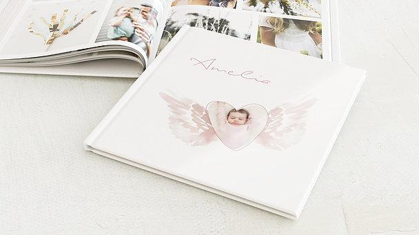 Fotobuch Taufe - Unser Engel