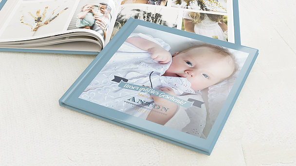 Fotobuch Taufe - Unser Liebstes