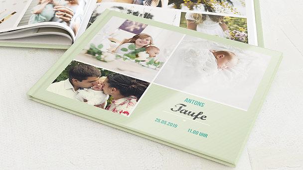 Fotobuch Taufe - Große Gefühle