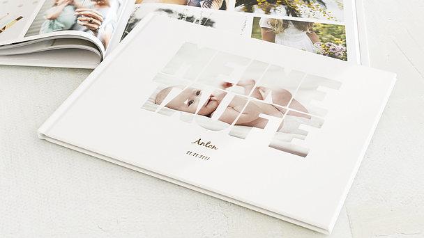 Fotobuch Taufe - Taufe Fototext