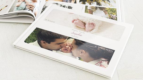 Fotobuch Taufe - Ich bin gewachsen