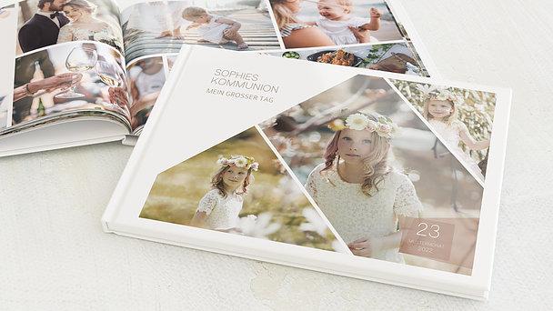 Fotobuch Kommunion - Traumtag