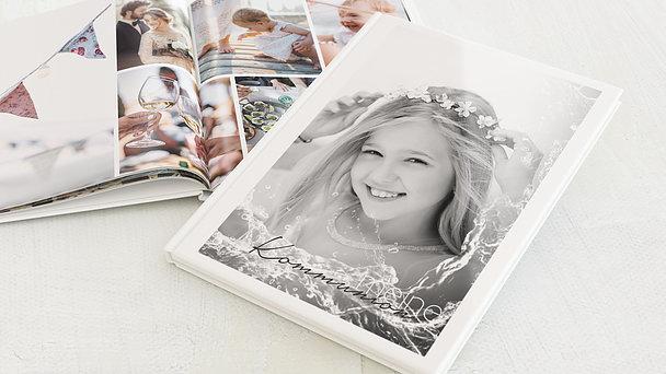 Fotobuch Kommunion - Sprudelnd