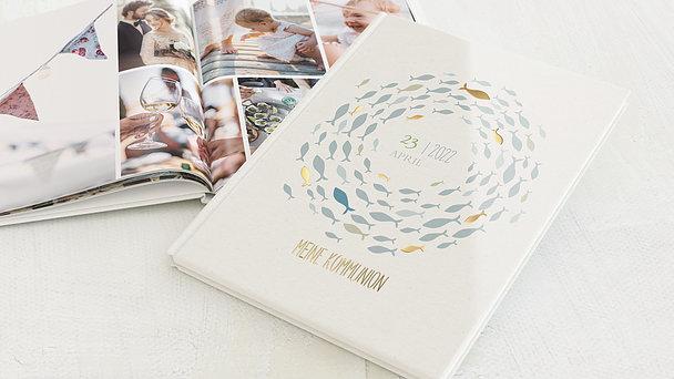 Fotobuch Kommunion - Freudenwirbel