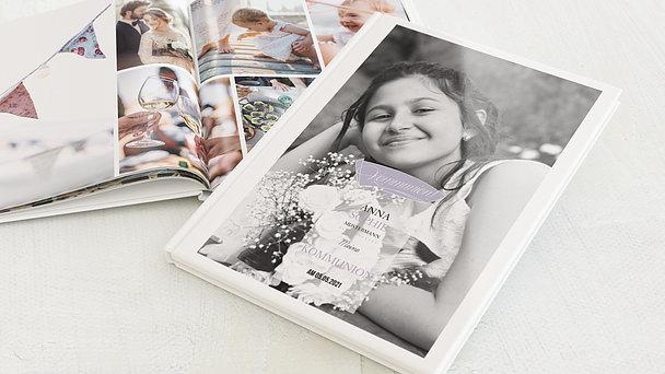 Fotobuch Kommunion - Anfang