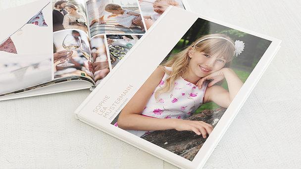 Fotobuch Kommunion - Reines Herz Kommunion