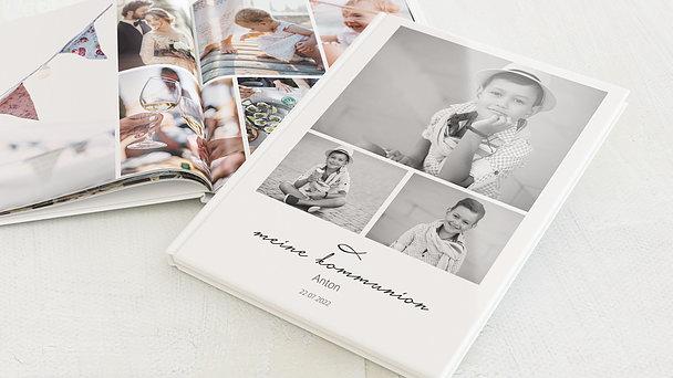 Fotobuch Kommunion - Liebevolle Kommunion