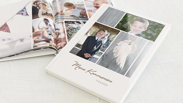 Fotobuch Kommunion - Geflügelt