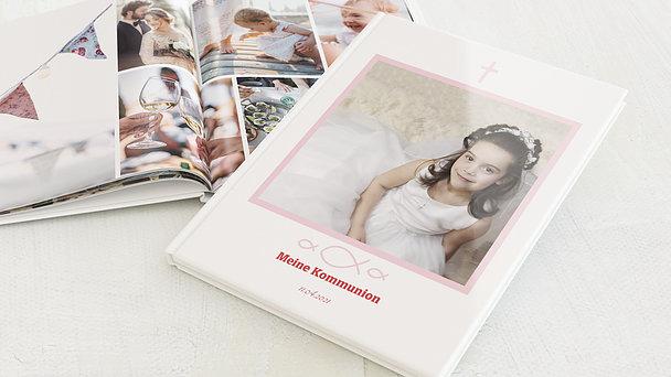 Fotobuch Kommunion - Huldigung