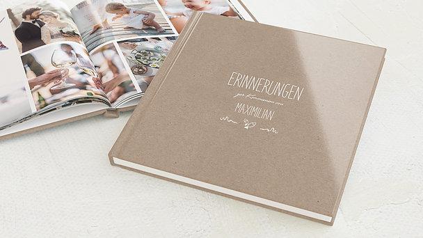 Fotobuch Kommunion - Rustique