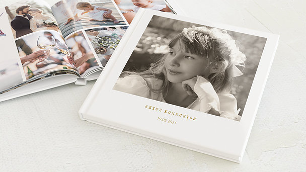 Fotobuch Kommunion - Symbolisch Kommunion
