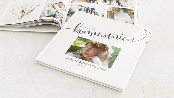 Fotobuch Kommunion - Fabelhafter Tag Kommunion