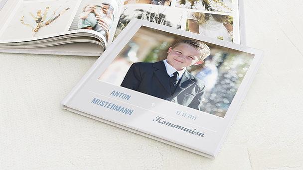 Fotobuch Kommunion - Großer Moment Kommunion